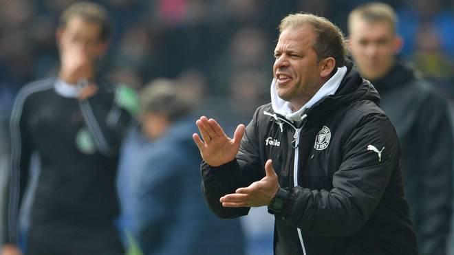 Markus Anfang wird neuer Trainer des 1. FC Köln