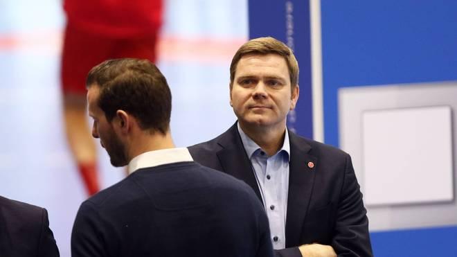 Axel Geerken ist Geschäftsführer des Bundesligisten MT Melsungen