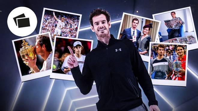 ATP: Andy Murray - seine Karriere mit Wimbledon-Siegen und Verletzungen