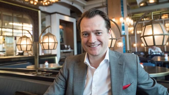 Erik Stoffelshaus war seit Januar 2017 Sportdirektor von Lokomotive Moskau