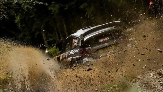 Der WRC-Kalender umfasst in der Saison 2019 14 Rallyes