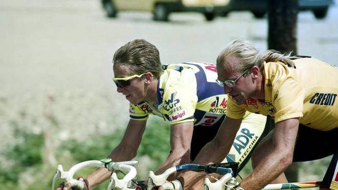 Tour de France: Vor 30 Jahren - Sekunden-Duell zwischen LeMond und Fignon
