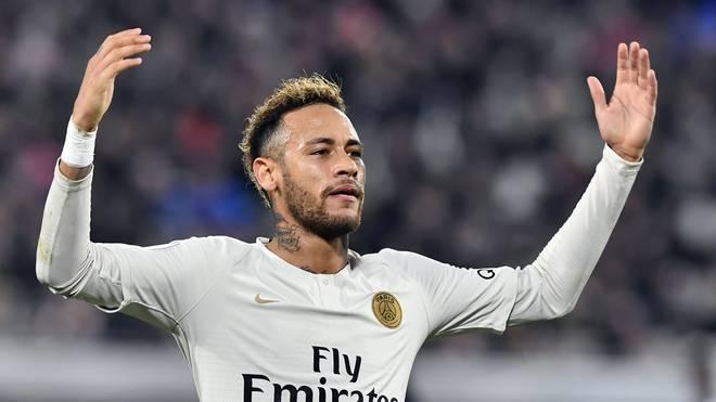 Nach La Liga und Ligue 1 geht Neymar vielleicht bald in der Premier League auf Torejagd