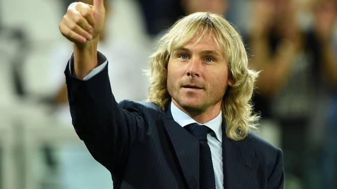 Pavel Nedved ist neuer Vize-Präsident von Juventus Turin