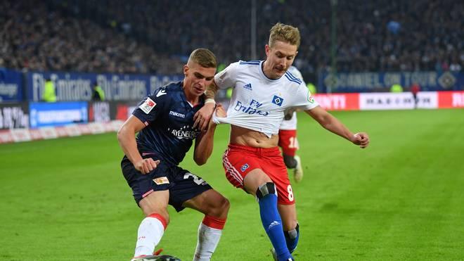 Hamburger SV v 1. FC Union Berlin - Second Bundesliga