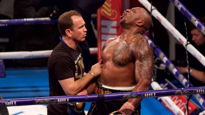 Dillian Whyte darf nach seinen Sieg über Joseph Parker auf einen Rückkampf gegen Anthony Joshua hoffen