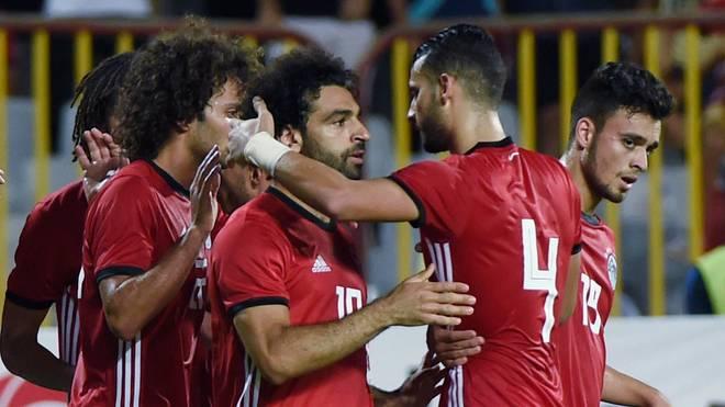 Mo Salah vom FC Liverpool erzielte ein Traumtor
