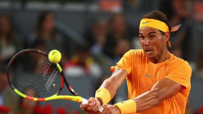 Rafael Nadal ist auf Sand kaum zu bezwingen