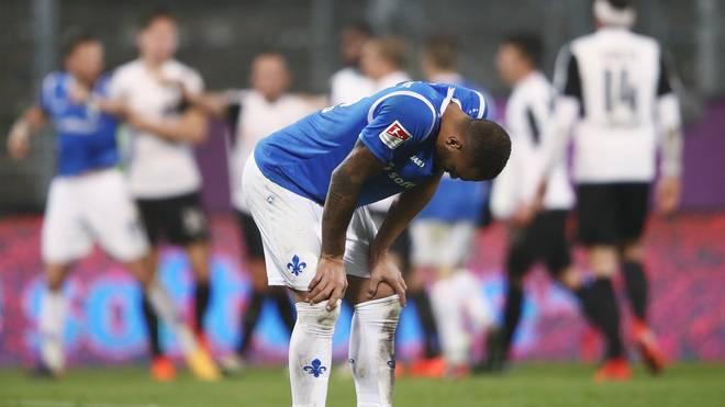 Der SV Darmstadt 98 kämpft in der Rückrunde gegen den Abstieg in die dritte Liga