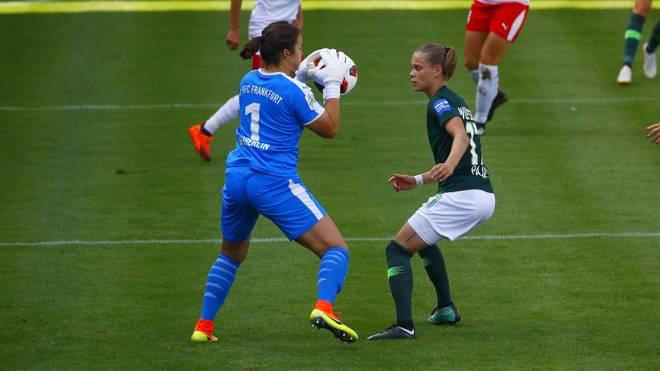 VfL Wolfsburg Women's v 1. FFC Frankfurt - Allianz Frauen Bundesliga