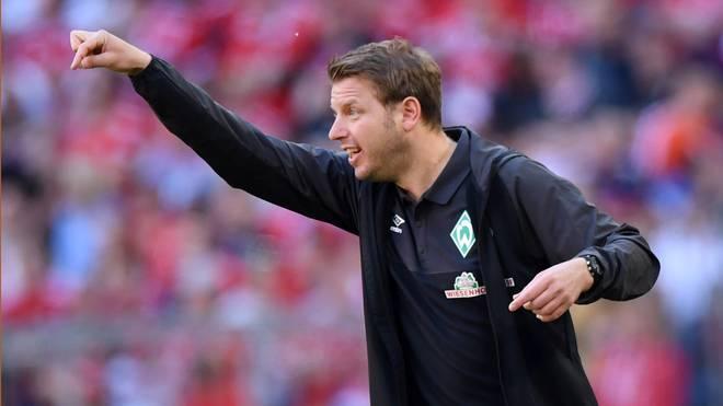 Werder Bremen:  Florian Kohfeldt bleibt vor Duell gegen BVB optimistisch, Werder-Trainer Florian Kohfeldt gibt den Kampf um die Europa-League-Plätze nicht auf