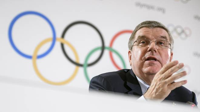 Thomas Bach ist seit 2013 Präsident des IOC
