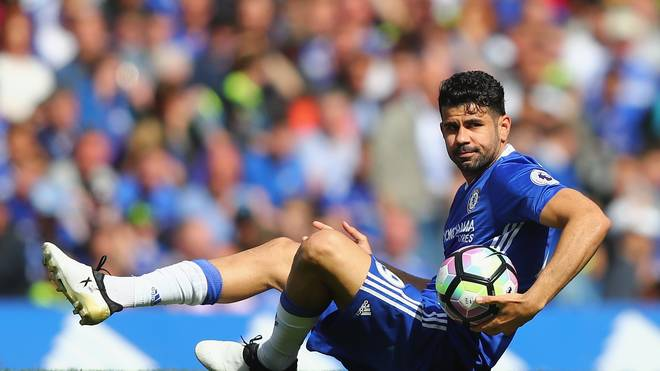 Diego Costa vom FC Chelsea