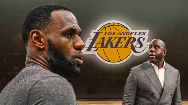 NBA, Lakers: LeBron James sauer auf Magic Johnson nach Rücktritt