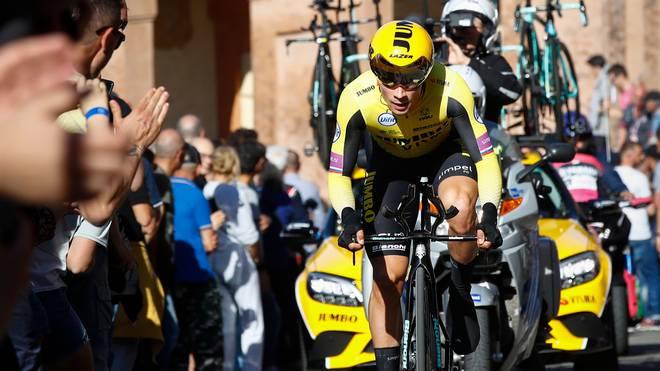 Primoz Roglic hat zum Auftakt des Giro d'Italia eine beeindruckende Vorstellung geboten