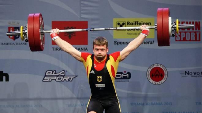 Simon Brandhuber gewann drei EM-Medaillen in Batumi