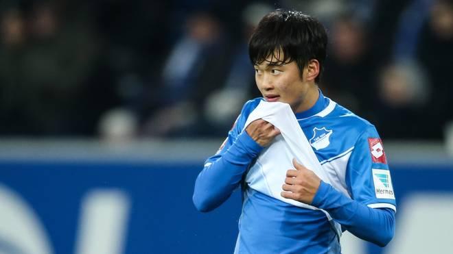 Jin-Su Kim spielt seit dem vergangenen Sommer für 1899 Hoffenheim