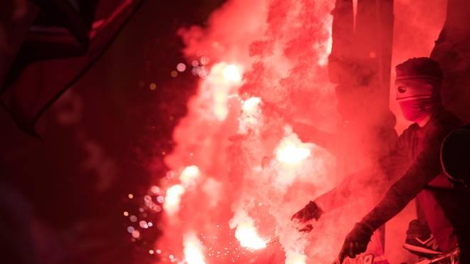 Der 1. FC Kaiserslautern und Preußen Münster wurden wegen unsportlichen Verhaltens ihrer Fans bestraft