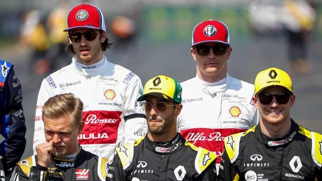 Formel 1, Frankreich-GP: Nico Hülkenberg witzelt über Kimi Räikkönen