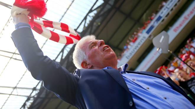 Werner Spinner war von April 2012 bis zum 6. März 2019 Präsident des 1. FC Köln