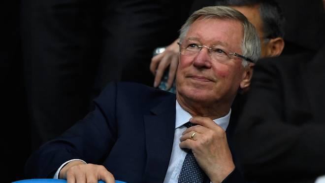Sir Alex Ferguson wurde nach einer Hirnblutung am Samstag notoperiert