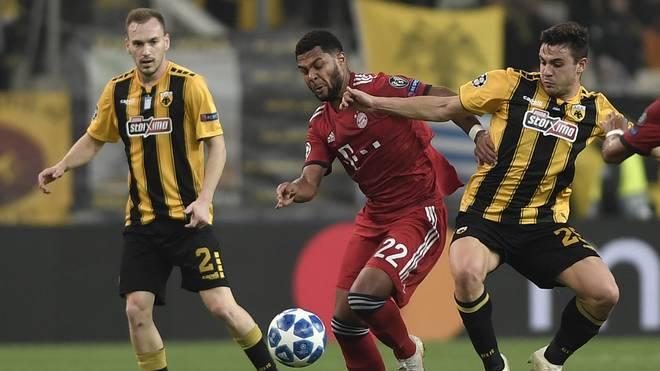 Der FC Bayern steht gegen AEK Athen unter Druck