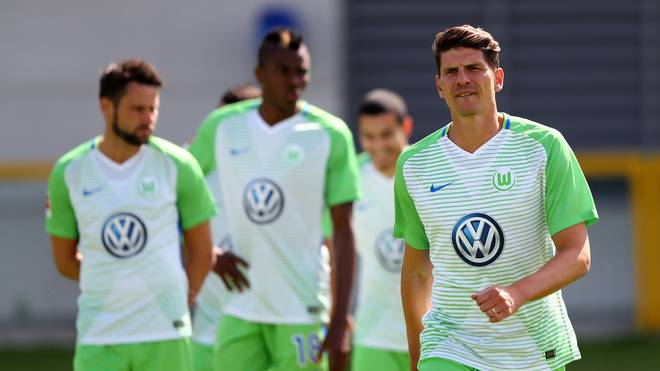 VfL Wolfsburg Trainig Session