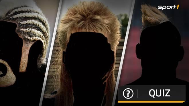 Das Frisuren Quiz Zur Bundesliga Zu Wem Gehoren Die Folgenden Frisuren