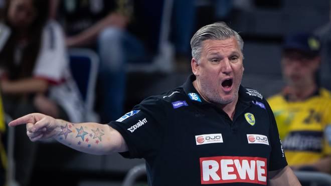 Nikolaj Jacobsen verlässt die Rhein-Neckar Löwen am Saisonende