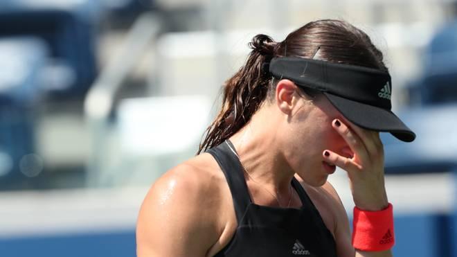 Andrea Petkovic gibt gegen Irina-Camelia Begu auf