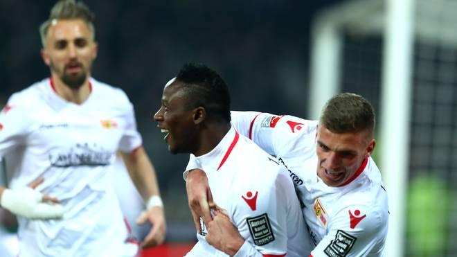 2 Bundesliga Union Berlin Sandhausen Live Im Tv Stream Ticker