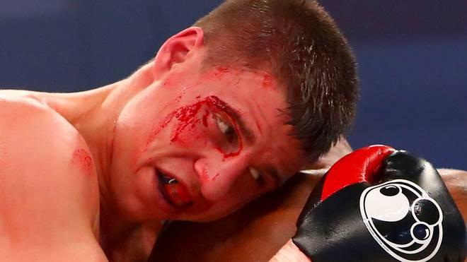 Tyron Zeuge v Isaac Ekpo - WBA Super Middleweight World Championship