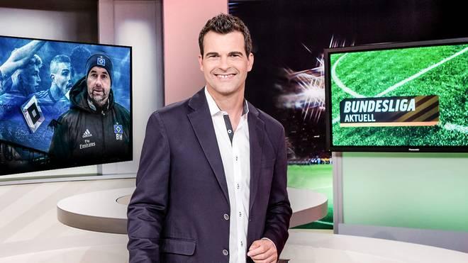 Oliver Schwesinger führt am Dienstag durch Bundesliga Aktuell