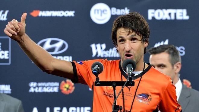 A-League Grand Final - Brisbane v Western Sydney