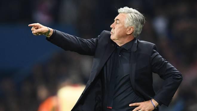 Carlo Ancelotti übernimmt den SSC Neapel
