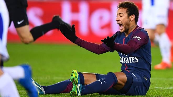 Neymar drängt offenbar auf einen Wechsel zu Real Madrid