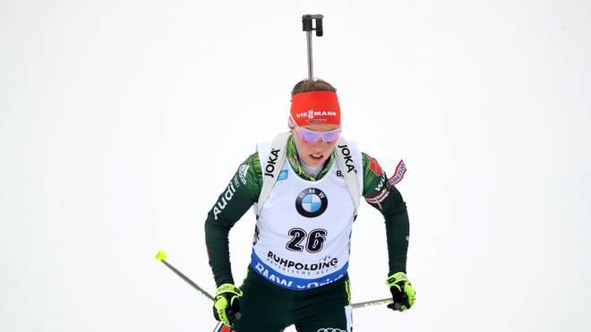 Baithlon Antholz Verfolgung Der Damen Herren Live Im Tv Stream