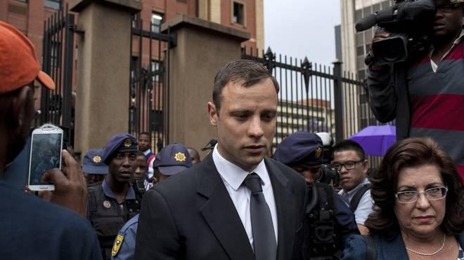 Oscar Pistorius wurde zu über 13 Jahren Gefängnis verurteilt
