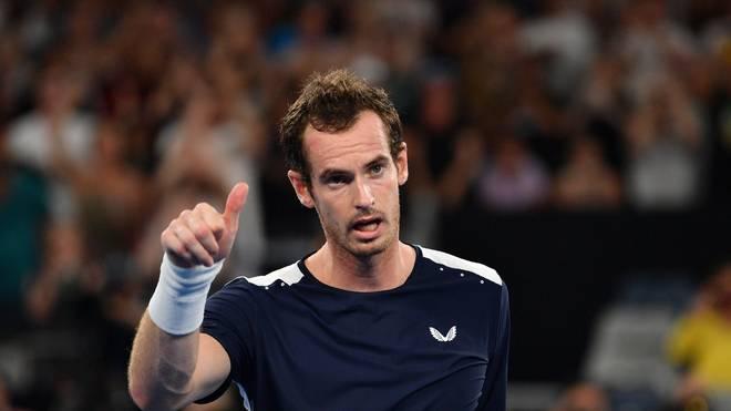 Andy Murray kehrt im Doppel auf die Tour zurück