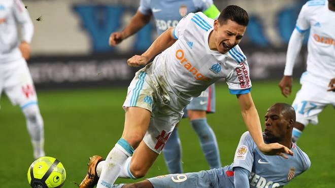 Florian Thauvin steht noch bis 20121 bei Olympique Marseille unter Vertrag