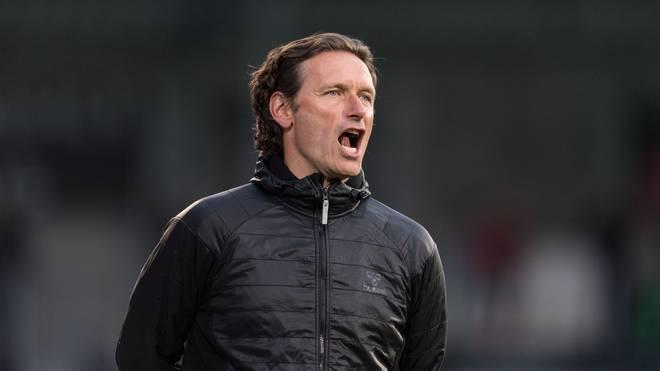 Oliver Zapel übernimmt erneut bei Großaspach