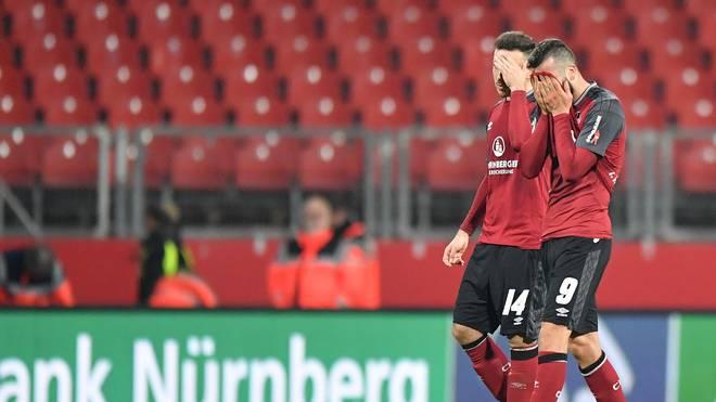Aus den letzten vier Spielen konnten die Nürnberger keinen Sieg holen