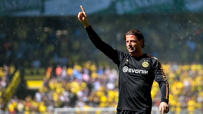 Legendenspiel Borussia Dortmund Gegen Fc Liverpool Live Auf Sport1
