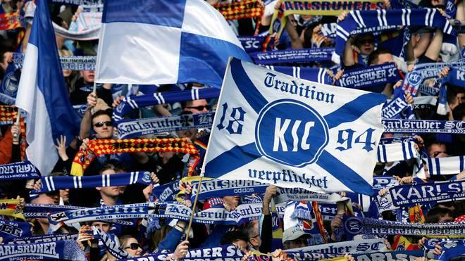Der Karlsruher SC spielt seit dieser Saison in der dritten Liga
