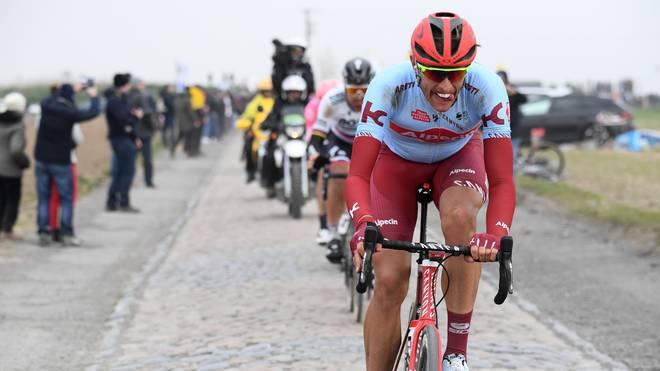 Nils Politt liegt derzeit auf Platz 65 der Tour-de-France-Gesamtwertung