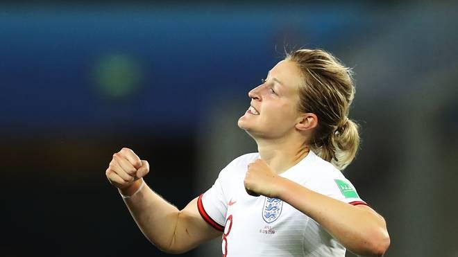 Ellen White war mal wieder die englische Matchwinnerin