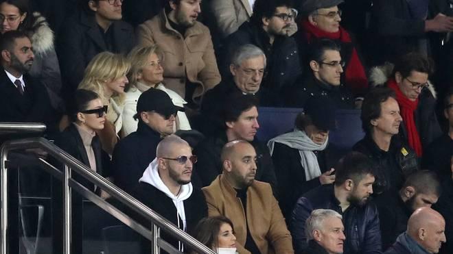 Leonardo di Caprio, Mick Jagger, Didier Deschamps, Khabib Nurmagomedow, Camilla Morrone