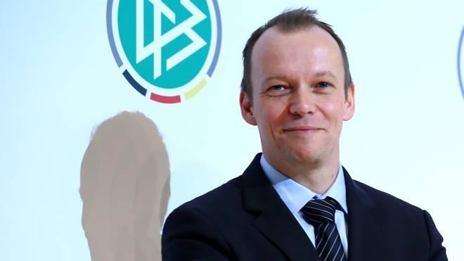 Markus Stenger ist seit Oktober 2017 Leiter des Bewerbungsverfahrens für die Euro 2024