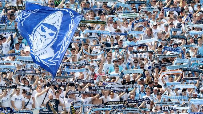 Eine geplante Fanaktion sorgt für Ärger beim TSV 1860 München