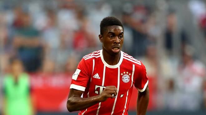 Maxime Awoudja ist ein Eigengewachs des FC Bayern